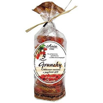 Grunchy z Goja Orkiszowo-wsiane / Grunchy Spica and Oat Groat 180g   5903453004494  / [0.222]   Bio Ania-Ciastka Ekologiczne