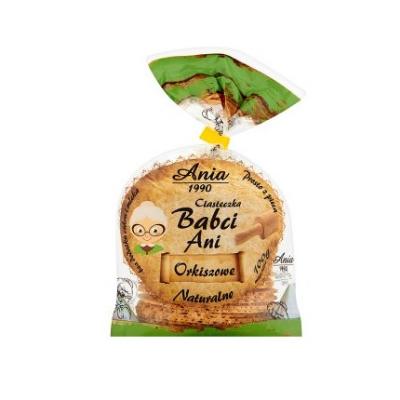 Ciasteczka Babci / Grandma's Cookies 100g   5903453004562  / [0.357]   Bio Ania-Ciastka Ekologiczne