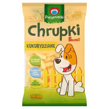 Chrupki Kukurydziane Reksio / Corn Crisps 75g   5900073020408  / [628]   Przysnacki