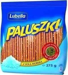 Z Sola Morska / Salt Sticks 275g   5900049943694  / [635]   Paluszki - Lubella