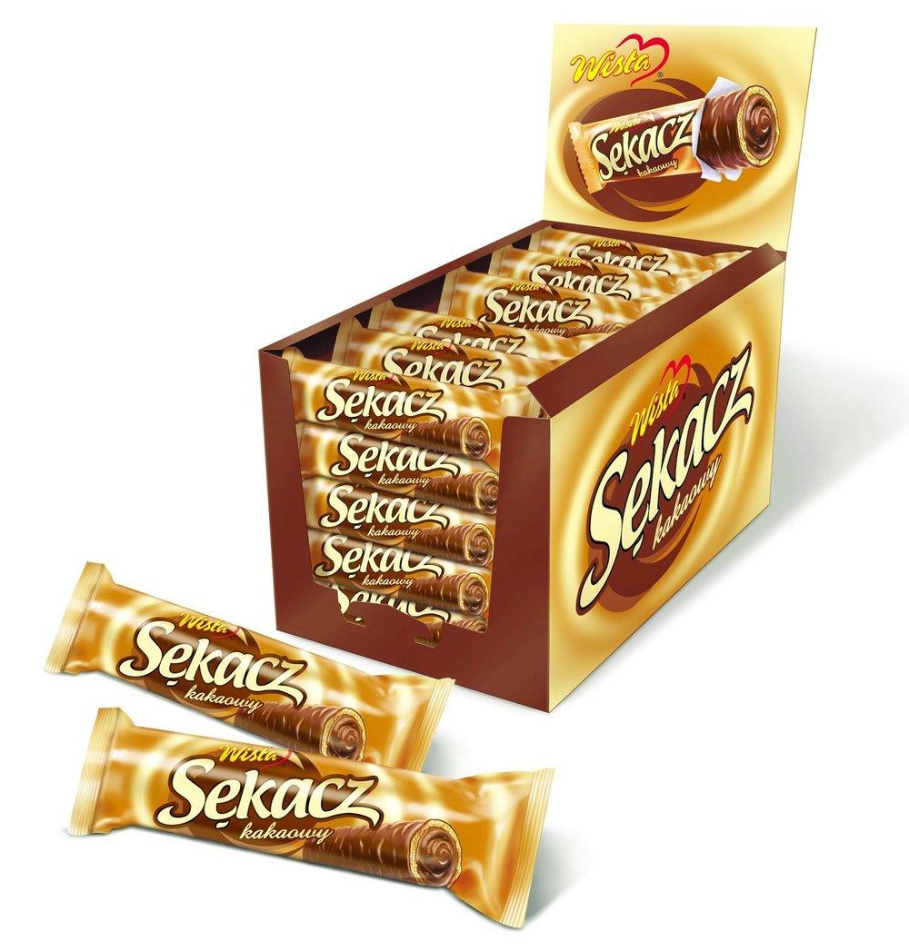 Sekacz Kakaowy / Cocoa Tree Cake 32g   5905436797910  / [701]   Wisla