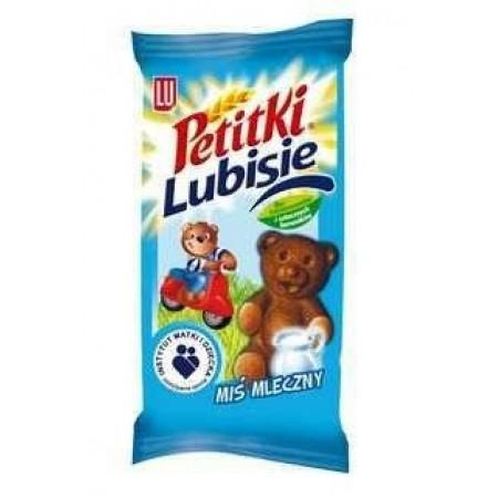 Mleczne / Milk Biscuit 30g   5906747314842  / [707]   Lu-Lubisie