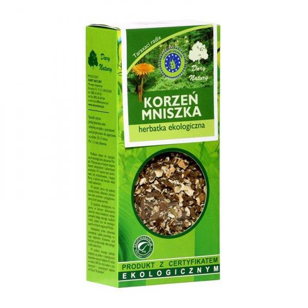 Korzen Mniszek Eko / Nun's Root Tea 100g   5902741005984  / [996]   Lisciaste
