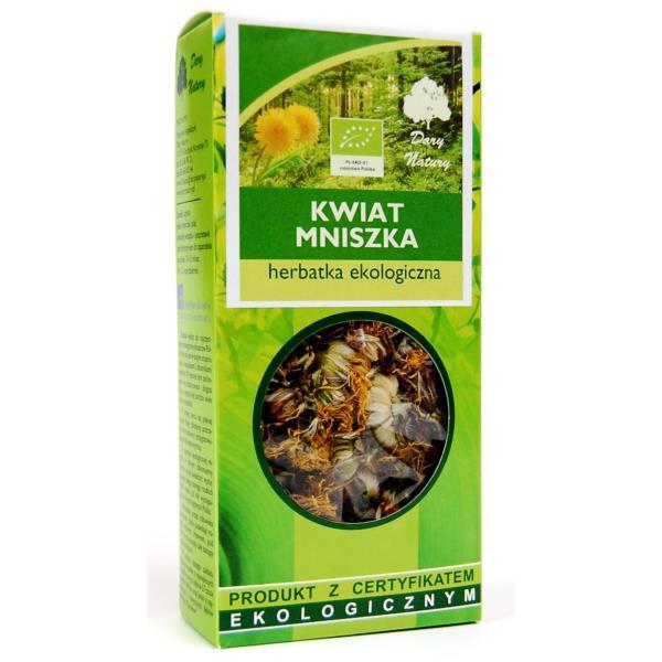 Mniszek Kwiat Eko / Dandelion Flower Tea 25g   5902741000682  / [0.235]   Lisciaste