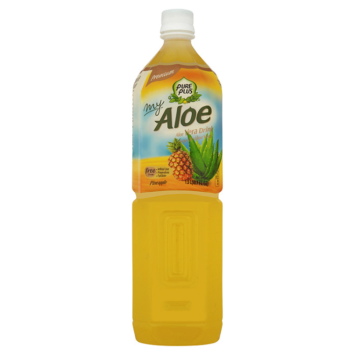 Pineapple 1.5L   000  / [0040]   Pure Plus Aloe