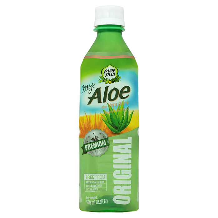 Original 500ml   000  / [0040]   Pure Plus Aloe