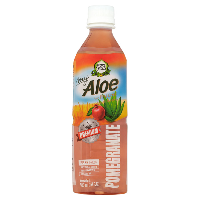 Blueberry 500 ml   000  / [0049]   Pure Plus Aloe