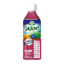 Blueberry 500ml   000  / [0050]   Pure Plus Aloe
