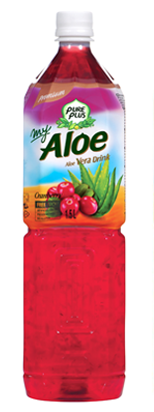 Cranberry 500ml   000  / [0.419]   Pure Plus Aloe