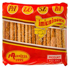 Imieninowe / Sesame Breadsticks 250g   5901793244082  / [623]   Paluszki Stema