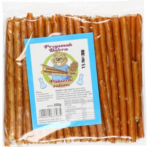 Solone / Salted Breadsticks 200g   5906395923281  / [625]   Paluszki Stema