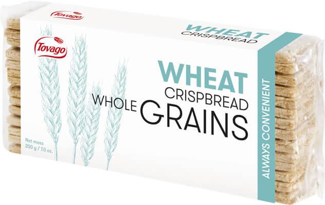 Pszenne / Wheat Crisp Bread 200g   5901534000243  / [788]   Tovago-Pieczywo Chrupkie