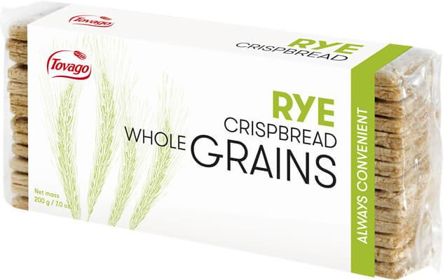 Zytnie / Rye Crisp Bread 200g   5901534000229  / [789]   Tovago-Pieczywo Chrupkie