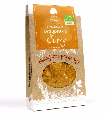 Curry / Curry 60g   5902741001412  / [363]   Dary Natury