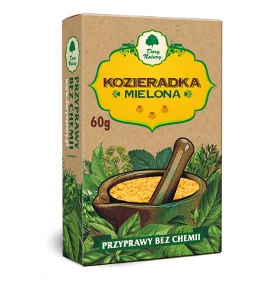 Kozieradka Mielona / Fenugreek Powder 60g   5902741001887  / [490]   Dary Natury