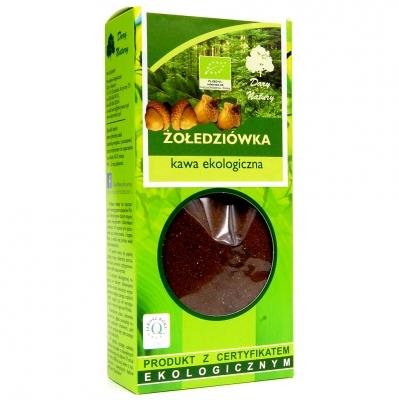 Kawa zoledziowka z zen-szeniem EKO/ Coffee 100g   5902741007322  / [806]   Dary Natury