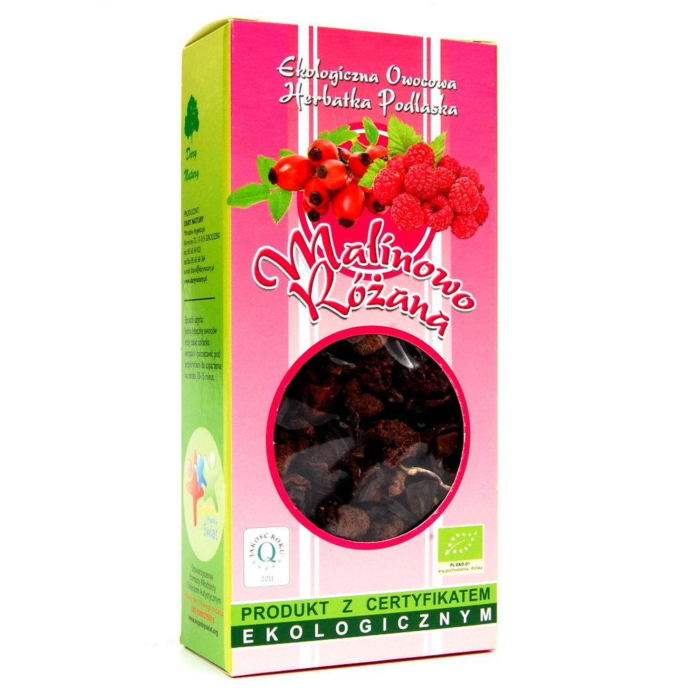 Rozana Eko / Rose Tea 100g   5902741000330  / [841]   Lisciaste