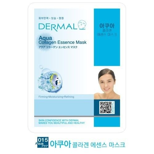 Aqua Collagen Essence Face Mask   000  / [A27]   Dermal