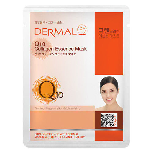 Q10 Collagen Essence Face Mask   000  / [A30]   Dermal