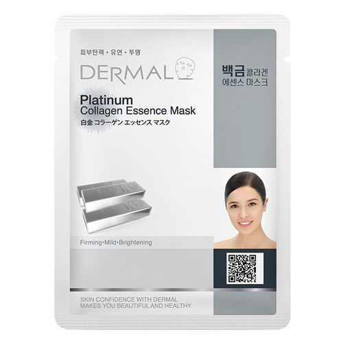 Platinum Collagen Essence Face Mask   000  / [A140]   Dermal