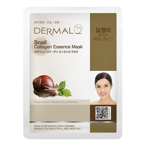 Snail Collagen Essence Face Mask   000  / [A158]   Dermal