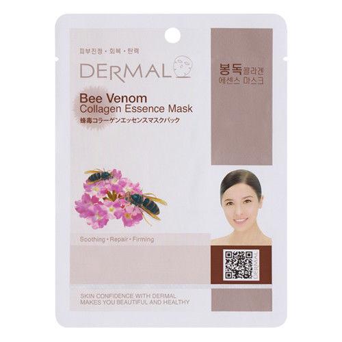 Bee Venom Collagen Essence Face Mask   000  / [A159]   Dermal
