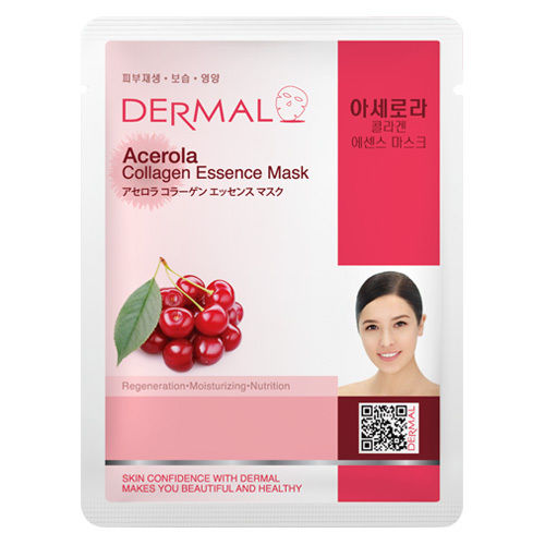 Acerola Collagen Essence Face Mask   000  / [A159]   Dermal
