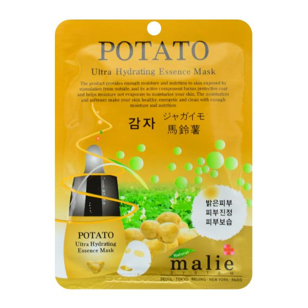 Potato Ultra Hydrating Essence Mask   000  / [A151]   Malie
