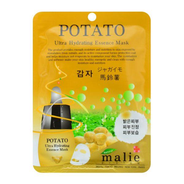 Potato Ultra Hydrating Essence Mask   000  / [A151]   Malie