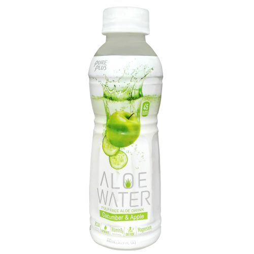 Cucumber & Apple 500ml   000  / [0.483]   Pure Plus Aloe