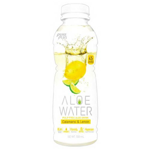 Calamansi & Lemon 500ml   000  / [0.484]   Pure Plus Aloe
