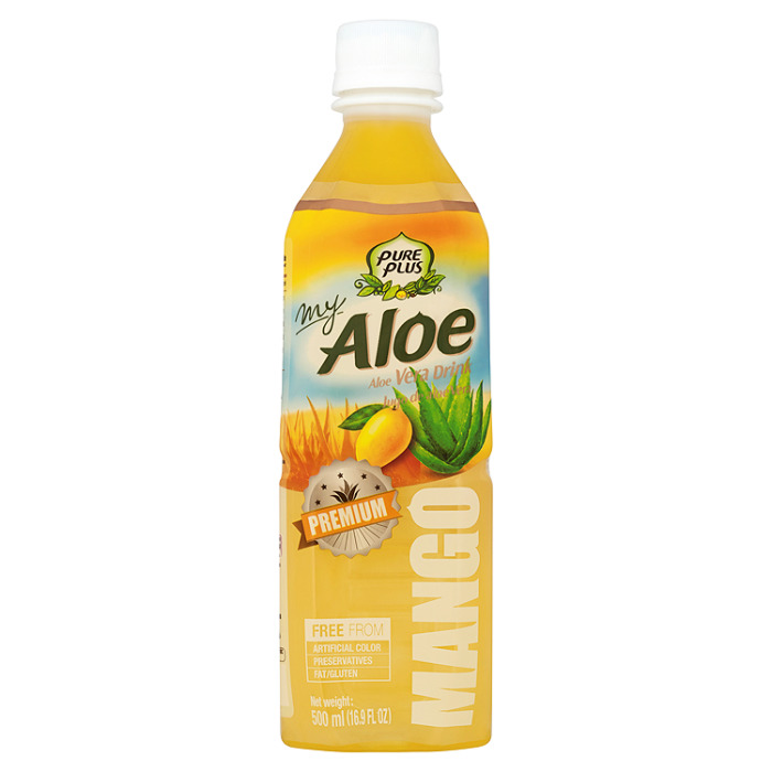 Pineapple 500ml   000  / [0051]   Pure Plus Aloe