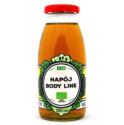 Napoj Body Line 250ml   000  / [0.423]   Dary Natury