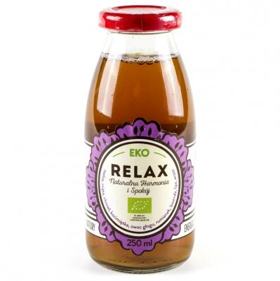 Napoj Relax 250ml   000  / [0.344]   Dary Natury