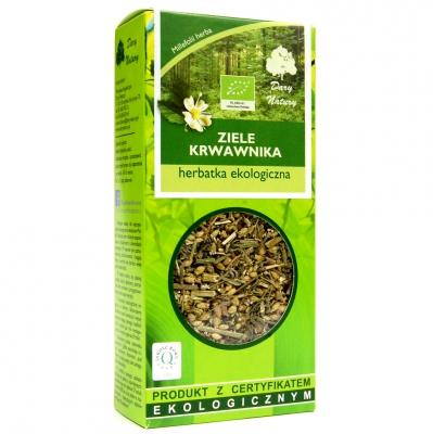 Krwawnik ziele Eko / Yarrow Herb Tea 50g   5902741005809  / [945]   Lisciaste