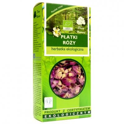 Roza platki Eko / Rose Tea 20g   5902741004406  / [0.391]   Lisciaste