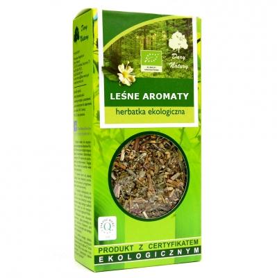 Herbata Lesne Aromaty Eko / Forest Aroma Tea 50g   5902741004093  / [923]   Lisciaste