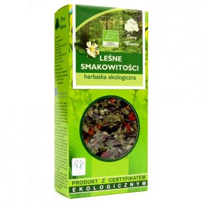 Herbata Lesne Smakowitosci / Forest Fruit Tea 100g   5902741004109  / [951]   Lisciaste