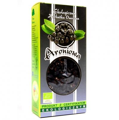 Herbata Aronia Eko / Aronia Tea 100g   5902741000514  / [0.286]   Lisciaste