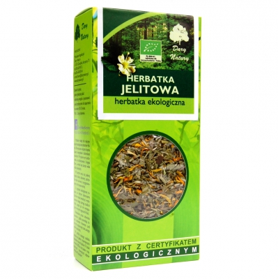Herbata Jelitowa Eko / Intestinal Tea 50g   5902741002815  / [929]   Funkcyjne Herbaty Lisciaste