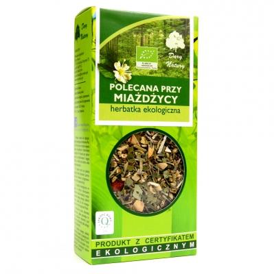 Herbata polecana przy miazdzycy Eko / Tea Recommended for Atherosclerosis 50g   5902741005083  / [934]   Funkcyjne Herbaty Lisciaste