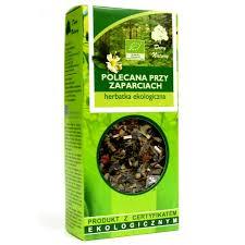 Herbata polecana przy zaparciach Eko / Tea Recommended for Constipation 50g   5902741005250  / [937]   Funkcyjne Herbaty Lisciaste