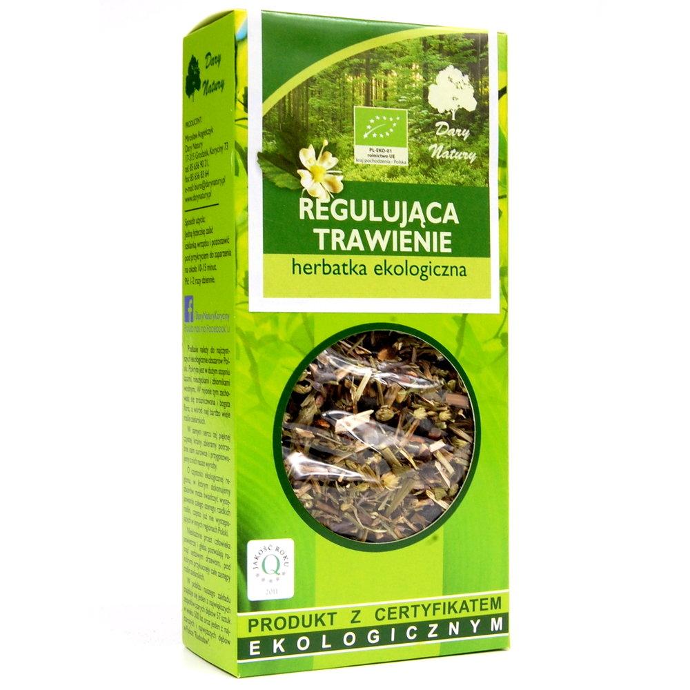 Herbata Trzustkowa Eko / Pancreatic Tea 50g   5902741002792  / [940]   Funkcyjne Herbaty Lisciaste
