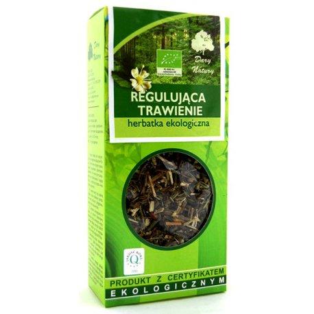 Herbata regulujaca trawienie Eko / Digestion Regulation Tea 50g   5902741002839  / [939]   Funkcyjne Herbaty Lisciaste