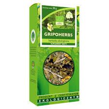 Herbata Gripoherbs / Herbal tea 50g   5902581617101  / [952]   Funkcyjne Herbaty Lisciaste