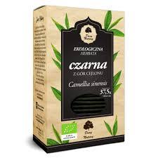 Herbata Czarna Eko / Black Tea 25x1.5g   5902581617613  / [917]   Czarne Herbaty Ekspresowe Eko