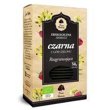 Czarna Rozgrzewajaca Eko / Warming Black Tea 25x2g   5902581617378  / [828]   Czarne Herbaty Ekspresowe Eko