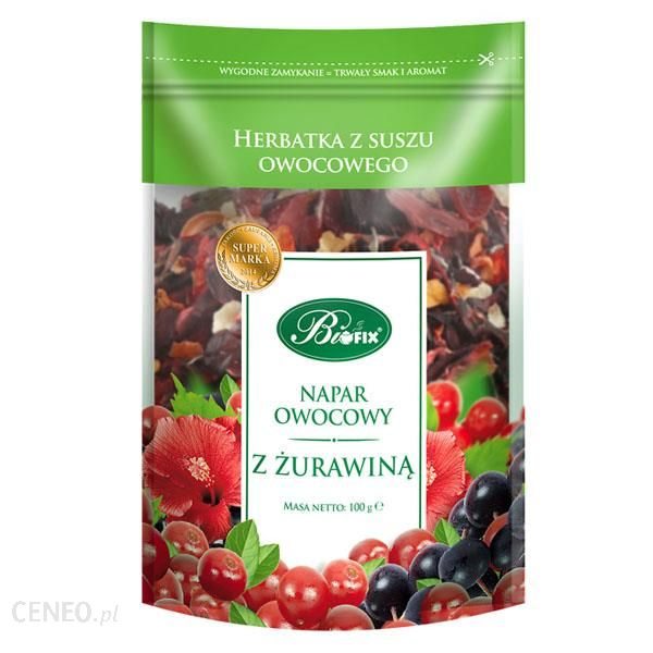 Cranberry Tea 100g   5901483081010  / [0.468]   Bifix Napary