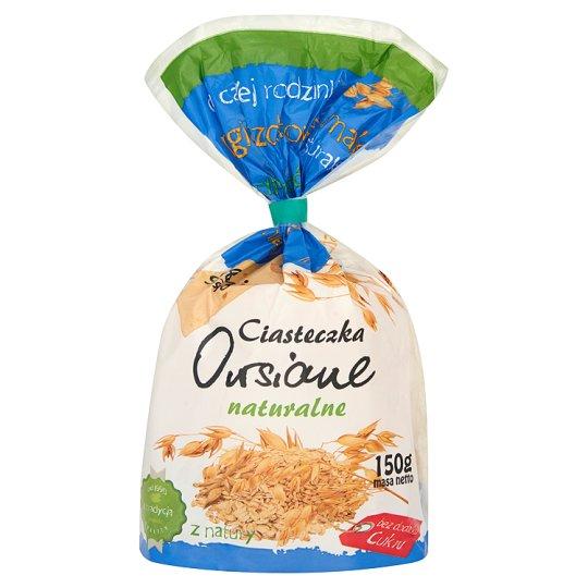 Chlebek Orkiszowy / Oatmeal Bread 80g   01035817661269  / [0.218]   Bio Ania-Ciastka Ekologiczne