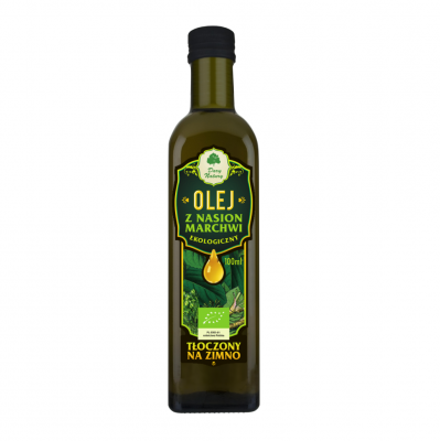 Olej z nasion marchwi Eko 100ml   5902741009784  / [0059]   Dary Natury-Organic
